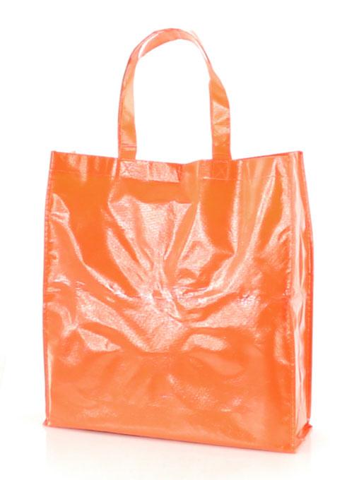 bolsa laminada no tejido